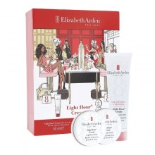 Elizabeth Arden Eight Hour Cream Kit day skin care Skin Protectant 50 ml + lip care Lip Protectant 2 x 14,6 ml naisille 45062
