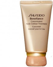Shiseido Benefiance Cream for Neck and Décolleté 50ml naisille 91063