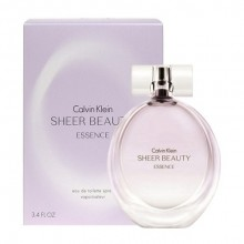 Calvin Klein Sheer Beauty Essence EDT 100ml naisille 15115