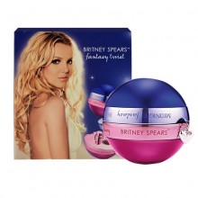 Britney Spears Fantasy Twist Edp 15ml Fantasy + 15ml Edp Midnight Fantasy naisille 59357
