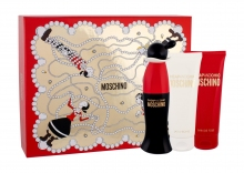 Moschino Cheap And Chic Edt 50ml + 100ml Body lotion + 100ml Shower gel naisille 90306