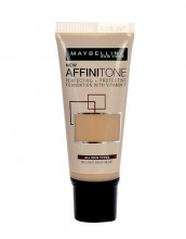 Maybelline Affinitone Makeup 30ml 14 Creamy Beige naisille 27475