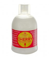 Kallos Cherry Shampoo Cosmetic 1000ml naisille 11579