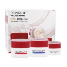 L´Oréal Paris Revitalift Daily skin care 50 ml + Night skin care 50 ml + eye cream 15 ml naisille 92015