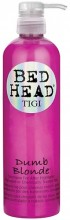 Tigi Bed Head Dumb Blonde Shampoo Cosmetic 750ml naisille 23105