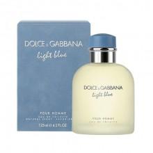 Dolce&Gabbana Light Blue Pour Homme Eau de Toilette 125ml miehille 79080