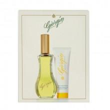 Giorgio Beverly Hills Giorgio Edt 90ml + 50ml body lotion naisille 99612