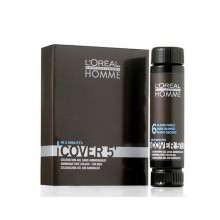 L´Oreal Paris Homme Cover 5 Hair Color Cosmetic 3x50ml 5 Light Brown Light brown miehille 06481