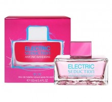 Antonio Banderas Electric Blue Seduction EDT 100ml naisille 68167