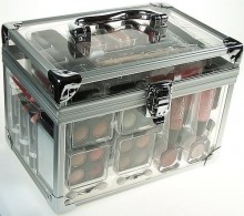 Makeup Trading Schmink Set Transparent Complet Make Up Palette naisille 06051