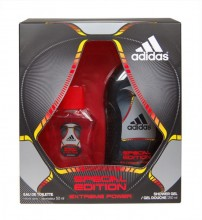 Adidas Extreme Power Edt 50ml + 250ml Shower gel miehille 69837
