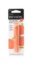 Revlon Revlon Kiss Lip Balm 2,6g 015 Juicy Peach naisille 79159