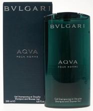 Bvlgari Aqva Pour Homme Shower Gel 200ml miehille 15215