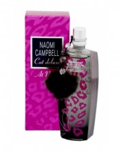 Naomi Campbell Cat Deluxe At Night Eau de Toilette 30ml naisille 91501