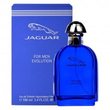 Jaguar for Men Evolution EDT 100ml miehille 05280