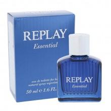 Replay Essential For Him Eau de Toilette 50ml miehille 36964