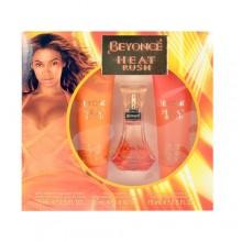 Beyonce Heat Rush Edt 30ml + 75ml body cream + 75ml shower gel naisille 58369