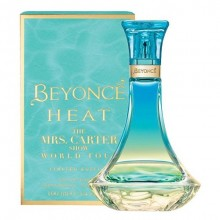 Beyonce Heat The Mrs. Carter Show World Tour EDP 100ml naisille 06705