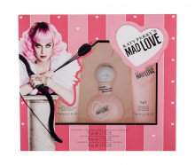 Katy Perry Katy Perry´s Mad Love Edp 50 ml + Body Lotion 75 ml + Shower Gel 75 ml naisille 21986