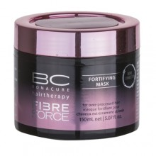 Schwarzkopf BC Bonacure Fibre Force Fortifying Mask Cosmetic 150ml naisille 47807