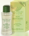 Frais Monde Spa Fruit Green Apple And Amber Perfumed Oil 10ml naisille 25267