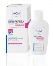 ACM Novophane.K shampoo 125 ml
