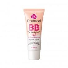 Dermacol BB Magic Beauty Cream BB Cream 30ml Nude naisille 54229