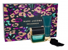 Marc Jacobs Decadence Edp 50 ml + Body lotion 75 ml naisille 24550