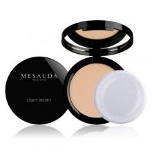 Mesauda Milano Mesauda Milano Light Velvet Compact Powder 102 Almond 7g 7 g
