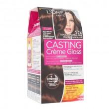 L´Oreal Paris Casting Creme Gloss Cosmetic 1ks 532 Chocolate Soufflé naisille 29556