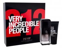 Carolina Herrera 212 VIP Men Edp 100 ml + Shower Gel 100 ml miehille 97201
