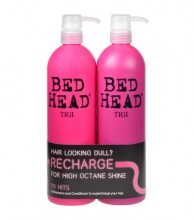 Tigi Bed Head Recharge 750ml Bed Head Recharge High Octane Shampoo + 750ml Bed Head Recharge High Octane Conditioner naisille 60426