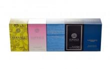 Versace Mini Set 1 Edt 5ml Man Eau Fraiche + Edt 5ml Bright Crystal + Edt 5ml Versce Pour Homme + Edt 5ml Yellow Diamond + Edt 5ml Eros unisex 11328