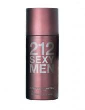 Carolina Herrera 212 Sexy Men Deodorant 150ml miehille 04564