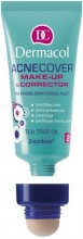 Dermacol Acnecover Make-Up & Corrector 02 Cosmetic 30ml 2 naisille 51082