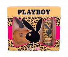 Playboy Play It Wild For Her Edt 90 ml + DSP 150 ml naisille 67759