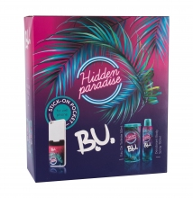 B.U. Hidden Paradise Edt 50 ml + Deodorant 150 ml + Phone Sticker 1 pc naisille 13256