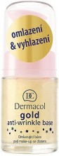 Dermacol Gold Anti-Wrinkle Base Cosmetic 15ml naisille 50740