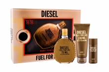 Diesel Fuel For Life Homme Edt 75 ml + Showr Gel 100 ml + Shower Gel 50 ml miehille 10286