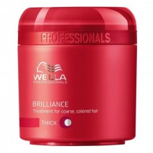 Wella Brilliance Hair Mask 150ml naisille 15524