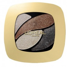 L´Oreal Paris Color Riche Quad Eye Shadows Cosmetic 2,5ml E1 Beige Trench naisille 03520