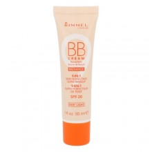 Rimmel London BB Cream 9in1 SPF20 Cosmetic 30ml Very Light naisille 67339