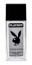 Playboy Hollywood Deodorant 75ml miehille 68977