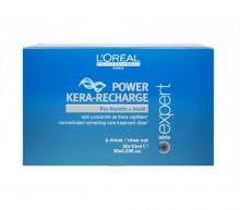 L´Oreal Paris Expert Pro-Keratin Power Recharge Care Cosmetic 30x10ml naisille 26204