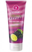 Dermacol Aroma Ritual Hand Cream Grape&Lime Cosmetic 100ml naisille 04197