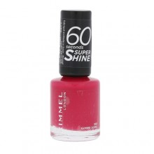 Rimmel London 60 Seconds Nail Polish 8ml 335 Gimme Some Of That naisille 16919