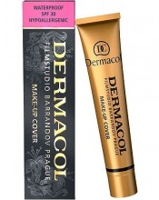 Dermacol Make-Up Cover Makeup 30g 208 naisille 45944