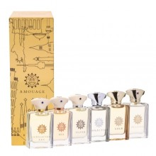 Amouage Miniature Classic Collection Man 6x7,5 ml edp Gold + Dia + Silver + Reflection + Jubilation XXV + Beloved miehille 40983