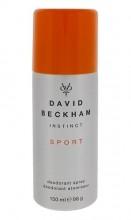 David Beckham Instinct Sport Deodorant 150ml miehille 53104
