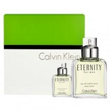 Calvin Klein Eternity Edt 100ml + 30ml Edt miehille 54853